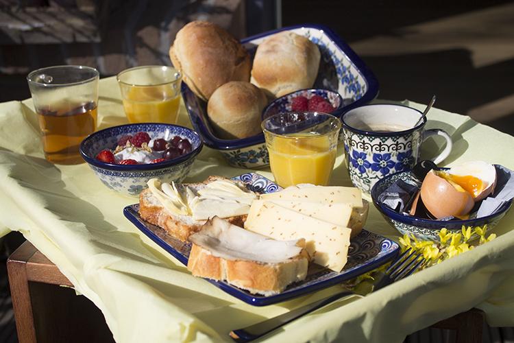 B&B De Eikenhorst - ontbijt