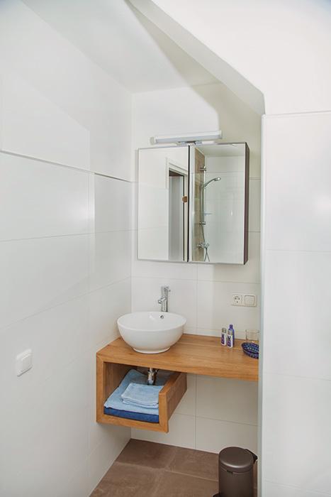 B&B De Eikenhorst - badkamer